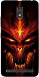 ColourCraft Back Cover for LENOVO A6600 PLUS