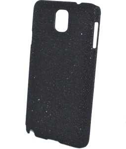 low priced 4db50 589bd Fad-E Back Cover for SAMSUNG Galaxy Note 3Glitter Black