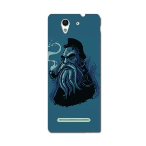 Skintice Back Cover for Sony Xperia C3 Dual