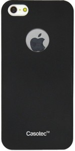 Casotec Back Cover for Apple iPhone 5S
