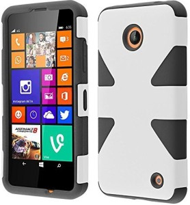 the latest 931bf b4bae HRWireless Back Cover for Nokia lumia 635