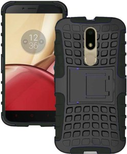 premium selection 976d3 38385 Nutricase Back Cover for Motorola Moto MBlack, Shock Proof