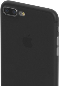 344cd8299f9 IMC Deals Back Cover for Apple iPhone 7 PLUS Frosted Black Best ...