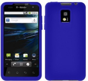 Amzer Back Cover for LG Optimus 2X P990