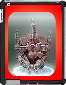 99Sublimation Back Cover for Apple iPad 2, Apple iPad 3, Apple iPad 4