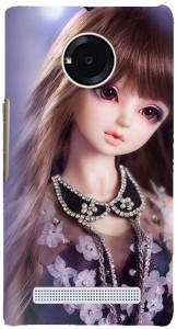 Printvisa Back Cover for Micromax Yunique YU4711