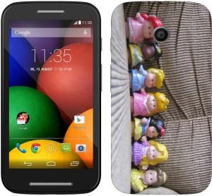 Wow Back Cover for Motorola Moto E (1st Gen)