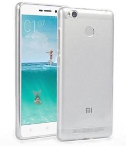 Mobi Universal Store Back Cover for Mi Redmi 3S Prime