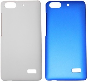 reputable site d3d96 a839c Winsome Deal Back Cover for Huawei Honor 4cWhite, Blue