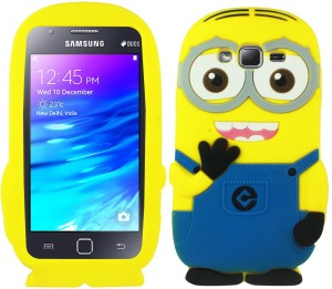 half off a7549 c95c0 AE MOBILE ACCESSORIZE Back Cover for SAMSUNG GALAXY J7YELLOW