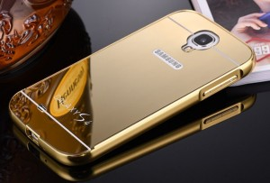 timeless design 7bdbc 9bb04 New Style Back Cover for Samsung Galaxy S4 I9500Gold