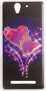 Fashion Back Cover for Sony Xperia C3