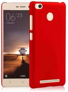 G-MOS Back Cover for Mi Redmi 3S Prime
