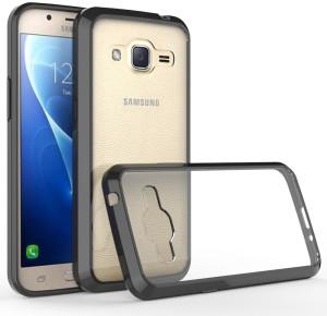 free shipping 93b3e e0e01 Taslar Back Cover for SAMSUNG Galaxy J2 - 2016, J2 ProBlack
