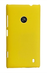 finest selection bb162 d07e2 GadgetM Back Cover for Nokia Lumia 520Yellow