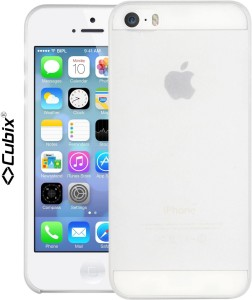 CUBIX Back Cover for Apple iPhone SE