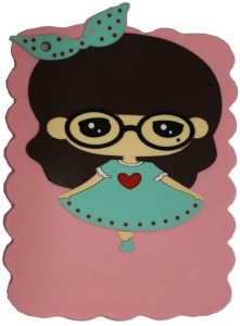 Go Crazzy Back Cover for IPAD 2/3/4