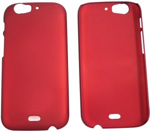 hot sale online b1fa8 1869a GadgetM Back Cover for Micromax Canvas Turbo A250Red