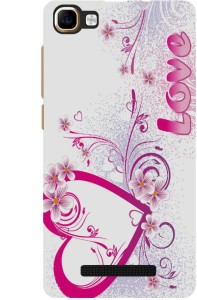 huge discount 01030 3eebb Treecase Back Cover for Karbonn K9 SmartMulticolor