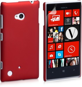 save off 32273 920c8 Wow Back Cover for Nokia Lumia 720Red