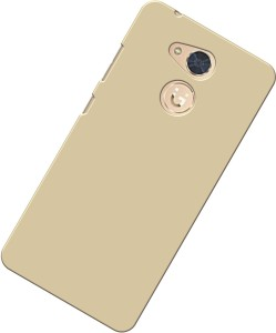 best cheap fcb91 9b7cd Case Creation Back Cover for Gionee S6 ProCHAMPAINE GOLD