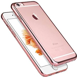 Noble Back Cover For Apple Iphone 6 Apple Iphone 6srose Gold