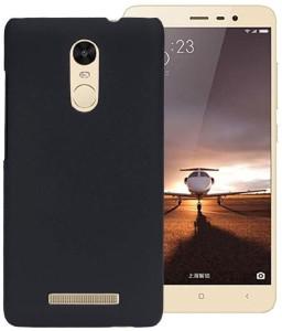 buy popular 458b6 a04e6 Mobi Universal Store Back Cover for Mi Redmi Note 3BLACK