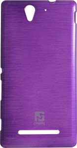 Molife Back Cover for Sony Xperia C3