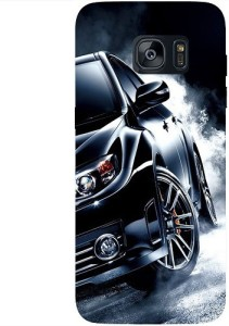Casotec Back Cover for SAMSUNG Galaxy S7 Edge