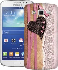 buy popular a6ef1 36a1b Zapcase Back Cover for SAMSUNG Galaxy Grand 2Multicolor