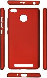 Casotec Back Cover for Mi Redmi 3S Prime