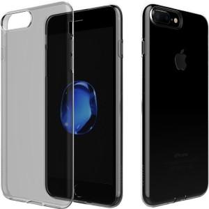 b082188b9b8 egotude Back Cover for Apple iPhone 7 Plus 5 5 Transparent Black ...