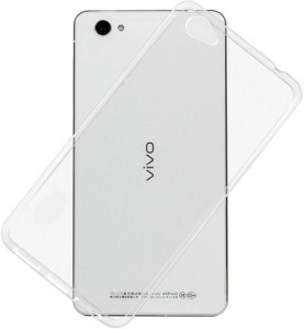 wholesale dealer 173c9 ac031 ColorKart Back Cover for Vivo X5Pro in Transparent Case For Showing Mobile  LooksClear