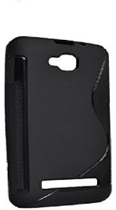 Helix Back Cover for Micromax Canvas Bolt Q324