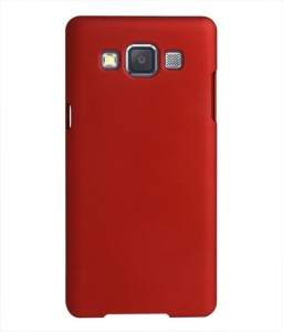 huge discount 4a7d1 122bf Coverage Back Cover for Samsung Galaxy ON7 Pro, Samsung Galaxy ON 7 ProRed