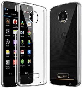 SVENMAR Back Cover for Motorola Moto Z Play