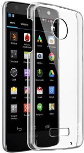 TRENMAR Back Cover for Motorola Moto Z Play