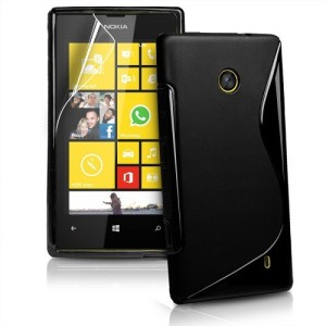 Wellpoint Back Cover for Nokia Lumia 520