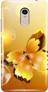 Hupshy Back Cover for Mi Redmi Note 4