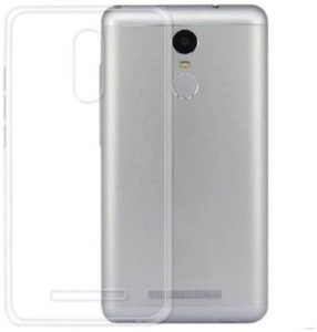 newest 6eaf1 8d1c3 SPAZY CASE Back Cover for XIAOMI REDMI NOTE 4STransparent, Rubber