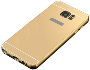 best sneakers 869c3 3c9c5 GutarGoo Back Cover for SAMSUNG Galaxy S7 EdgeGold