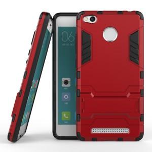 MEcase Back Cover for Mi Redmi 3S Prime