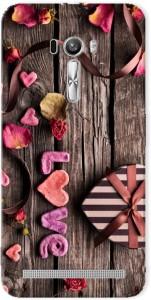 Kartuce Back Cover for Asus Zenfone Selfie ZD551KL