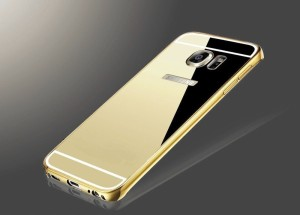 size 40 f1554 7ff57 MPE Back Cover for Samsung Galaxy S6 Edge PlusGold