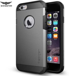 half off 590ca 4f96d SHINESTAR. Back Cover for Apple iPhone 6 PlusGrey