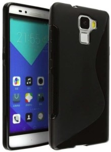 reputable site 43a17 176d9 Wellpoint Back Cover for Honor 7Black