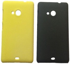 timeless design c66b5 8c2be G-MOS Back Cover for Nokia Lumia 535Multicolor