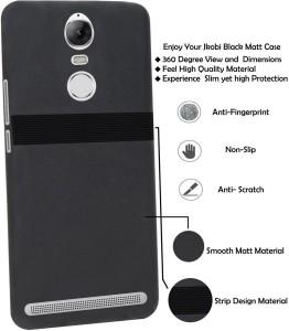 detailed look 48c35 1df6a Jkobi Back Cover for Lenovo Vibe K5 NoteBlack