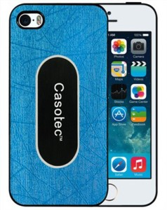 Casotec Back Cover for Apple iPhone 5, Apple iPhone 5S