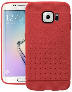 CUBIX Back Cover for SAMSUNG Galaxy S6 Edge